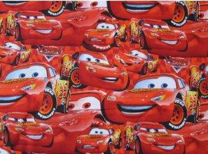 Kirschkern-Kissen Cars