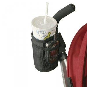 super praktischer Kinderwagen Organizer / Getränkehalter